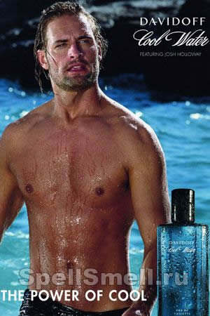 Фото аромата Davidoff Cool Water №3