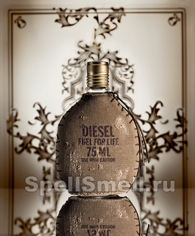 Фото аромата Diesel Fuel For Life Homme №2