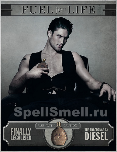 Фото аромата Diesel Fuel For Life Homme №3