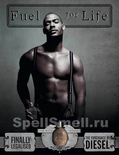 Фото аромата Diesel Fuel For Life Homme №4