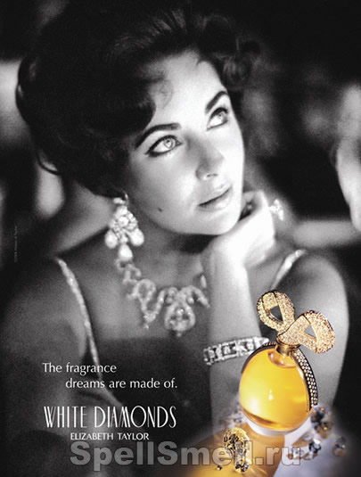 Фото аромата Elizabeth Taylor White Diamonds №1