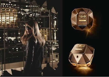 Фото аромата Paco Rabanne Lady Million Prive №1