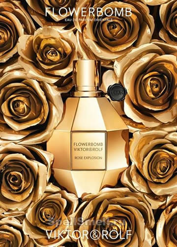 Фото аромата Viktor and Rolf Flowerbomb Rose Explosion №1