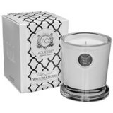 Aquiesse White Iris and Vetiver Candle