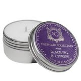 Aquiesse Black Fig and Cypress Candle Tin