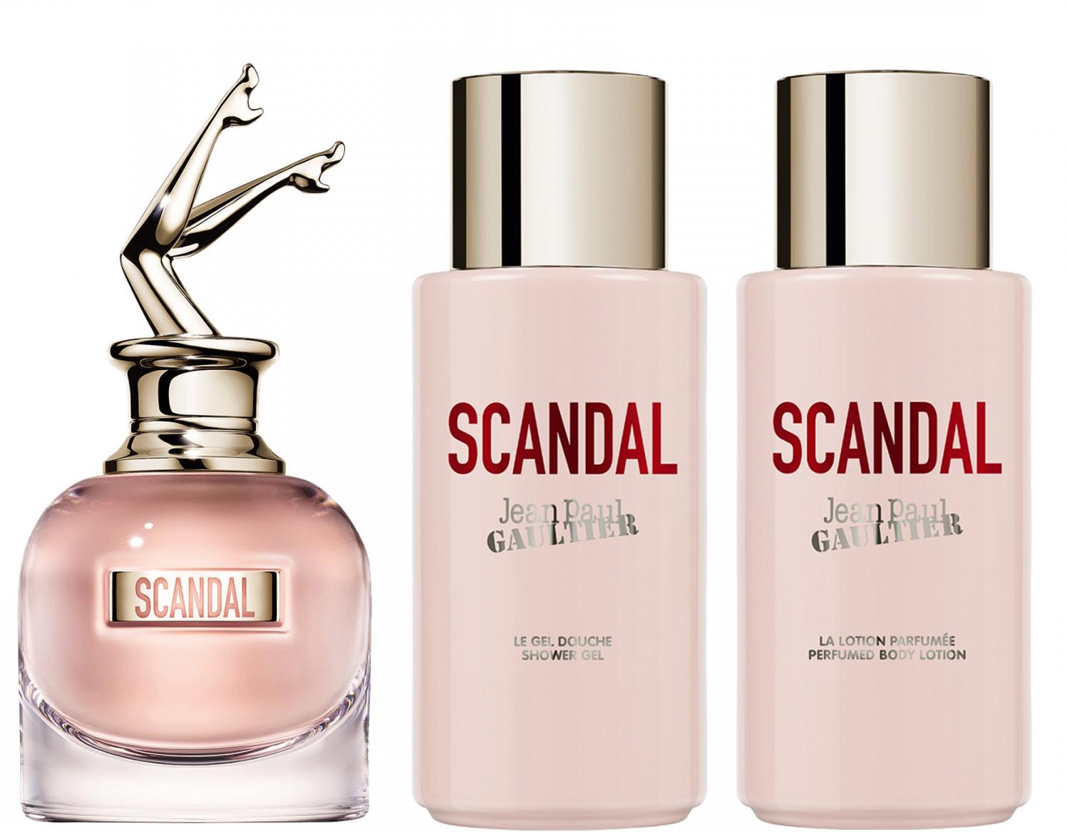 Jean Paul Gaultier Skandal купить женские духи туалетную воду