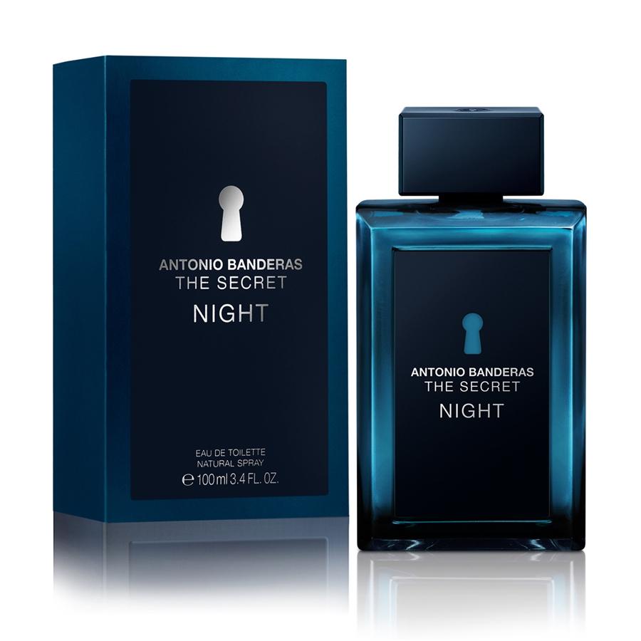 Antonio Banderas The Secret Night купить мужские духи туалетную
