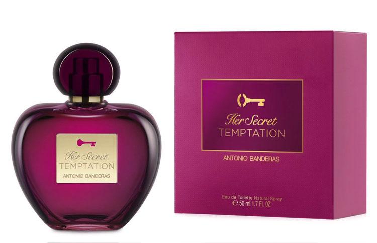 Antonio Banderas Her Secret Temptation