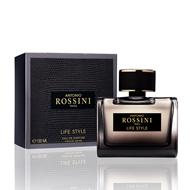 Antonio Rossini Life Style