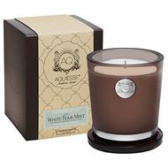 Aquiesse White Tea and Mint Candle