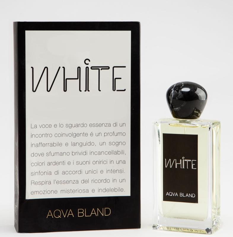 Aqva Bland White