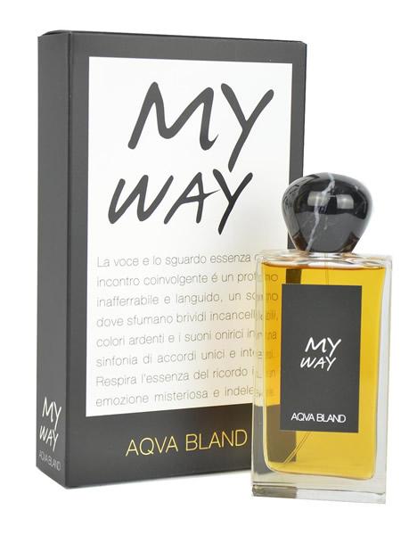 Aqva Bland My way