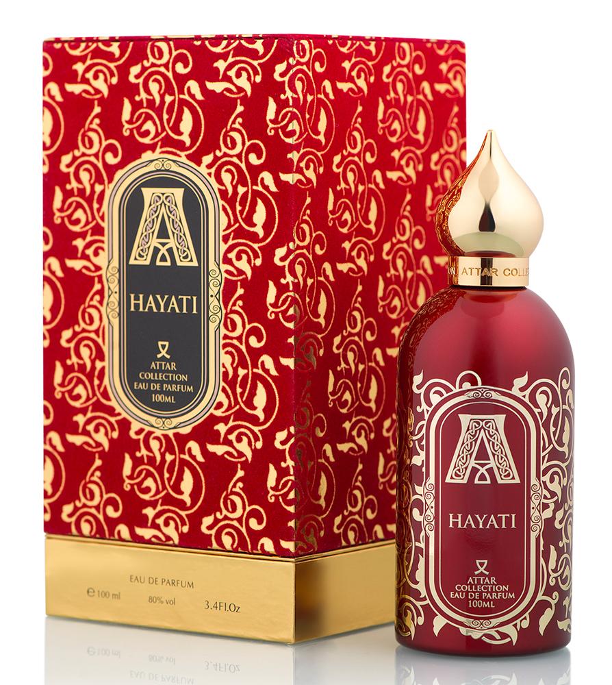 Attar Collection Hayati
