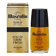 Bourjois Masculin 2 Gold Fever Eau de Toilette Intense