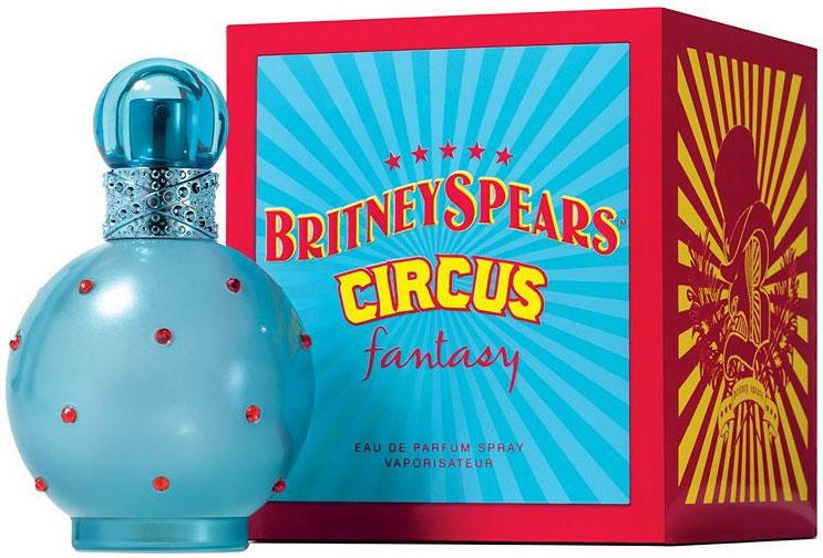 Britney Spears Circus Fantasy