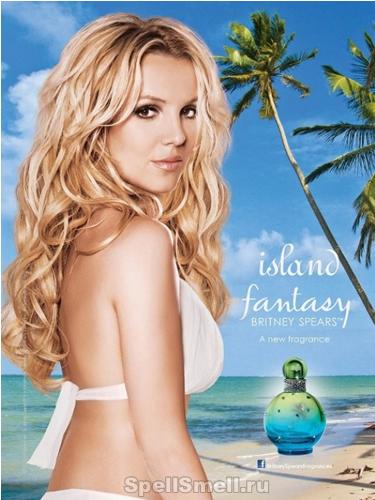Britney Spears Island Fantasy