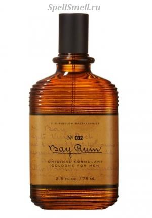 C O Bigelow Bay Rum