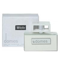 Caisse Fleurs Domes White