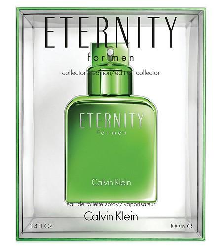 Calvin Klein Eternity For Men Collector Edition 2016
