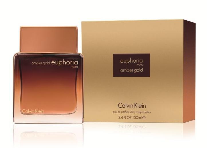 Calvin Klein Euphoria Men Amber Gold