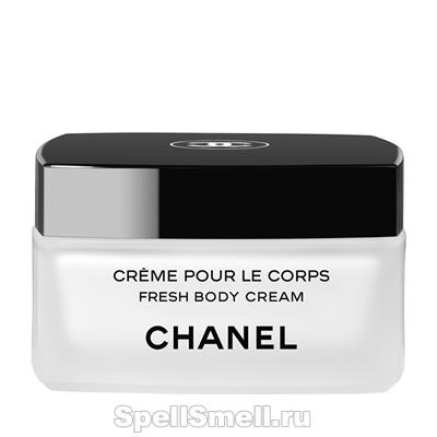 Chanel Les Exclusifs Fresh Body Cream
