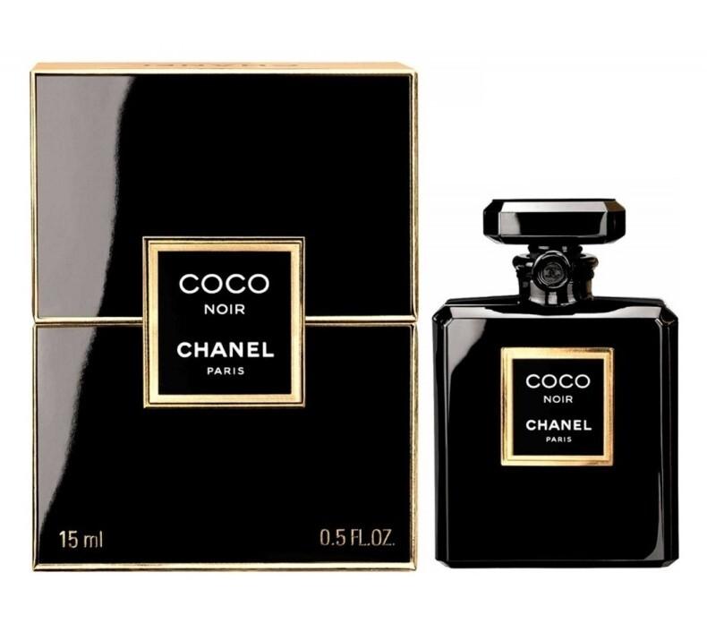 Chanel Coco Noir Parfum Extrait купить женские духи туалетную