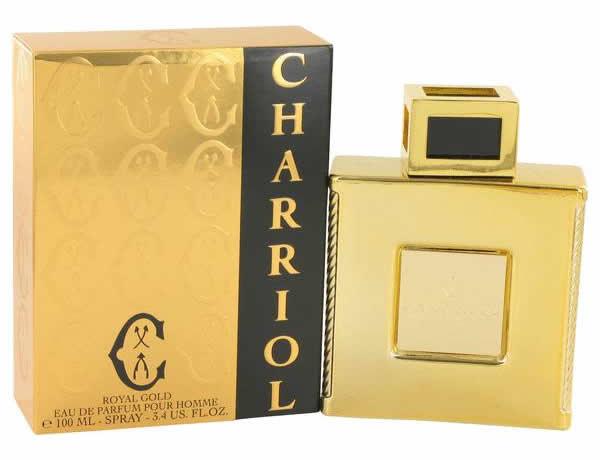 Charriol Royal Gold Intense купить духи туалетную воду парфюм