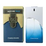Chris Adams Active Man