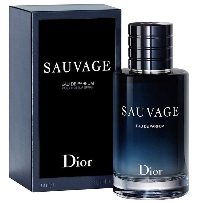 Christian Dior Sauvage Eau De Parfum 2018 купить мужские духи