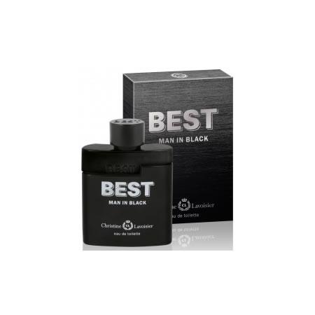 Christine Lavoisier Parfums Best Man in Black