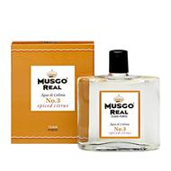 Claus Porto Musgo Real No 3 Spiced Citrus