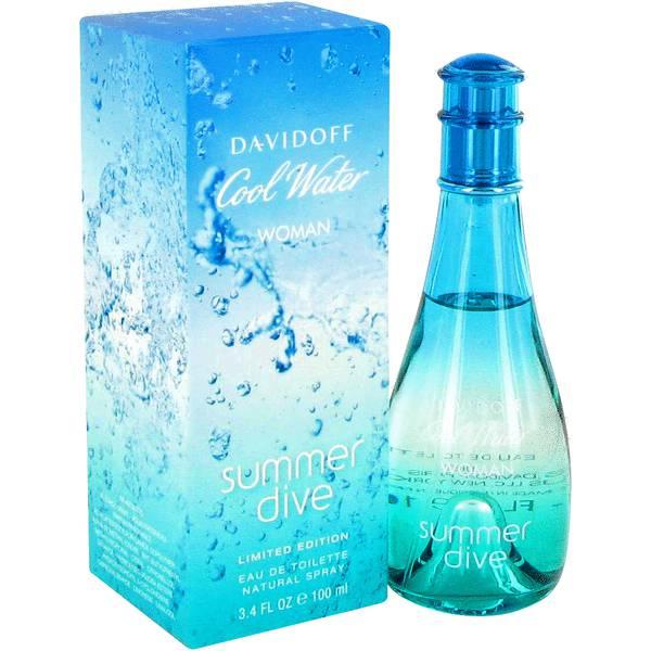 Davidoff Cool Water Woman Summer Dive
