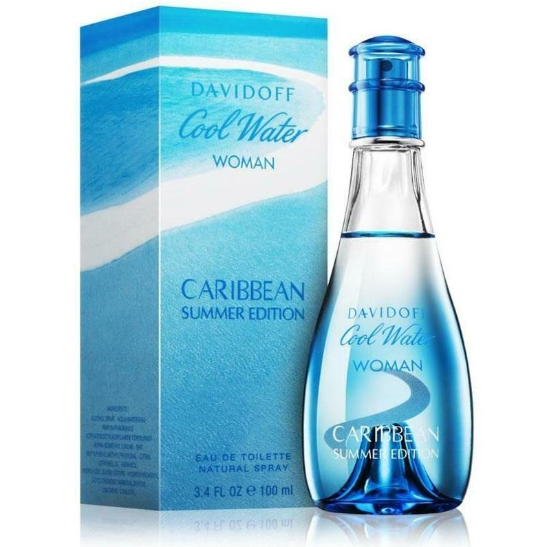 Davidoff Cool Water Woman Caribbean Summer Edition