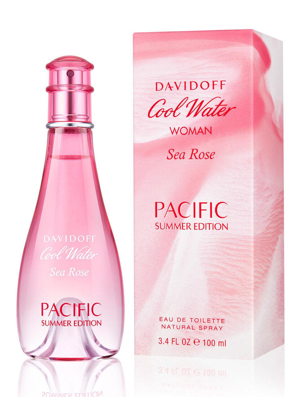 Davidoff Cool Water Sea Rose Pacific Summer Edition