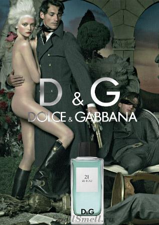 Dolce & Gabbana D and G Anthology Le Fou 21