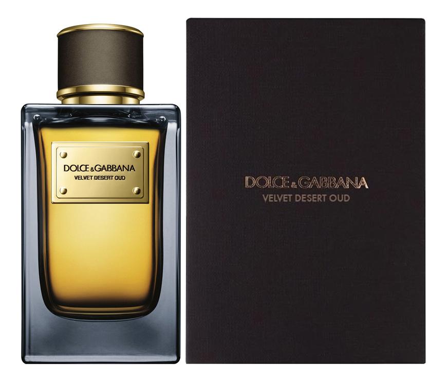 Dolce & Gabbana Velvet Desert Oud