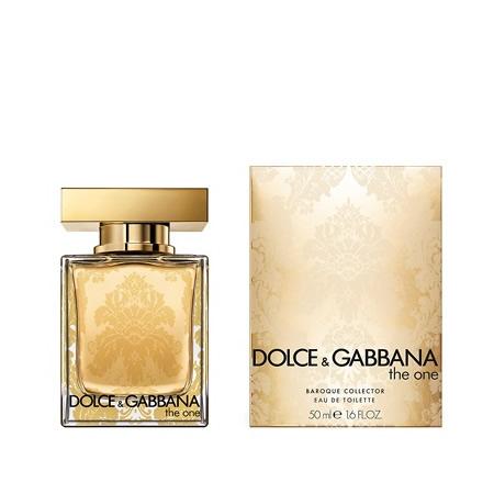 Dolce Gabbana The One Baroque For Woman купить женские духи