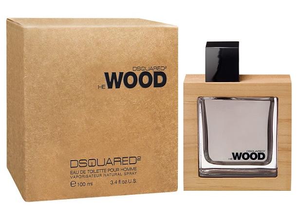 Dsquared 2 He Wood