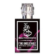 Dua Fragrances F Ing Unbelievable