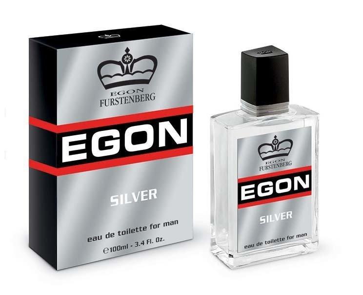 Egon von Furstenberg Egon Silver