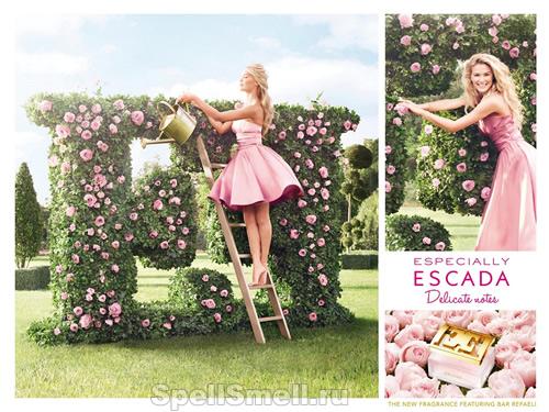 Escada Especially Escada Delicate Notes
