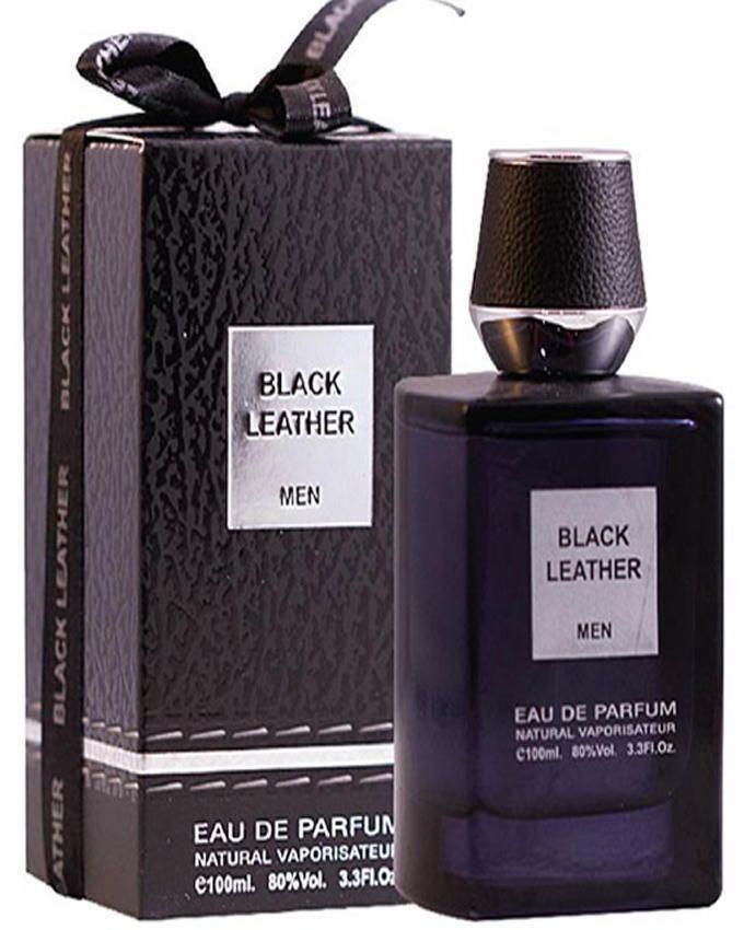 Fragrance World Black Leather купить мужские духи туалетную воду