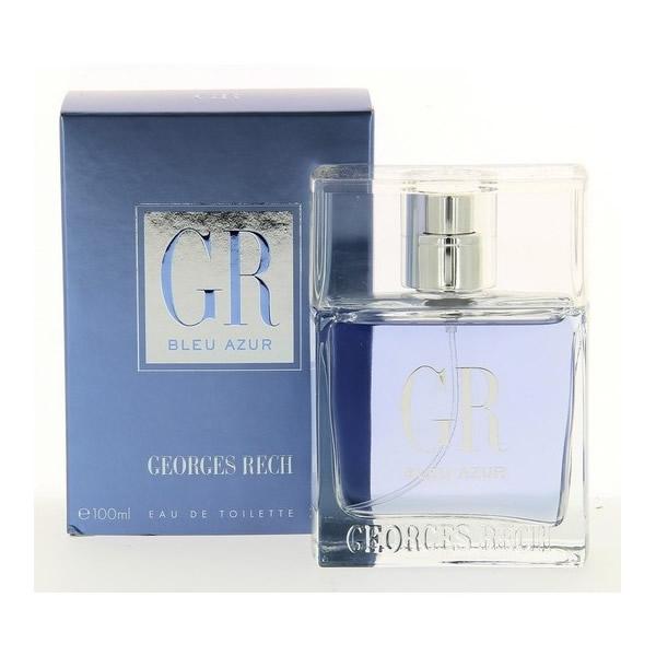 Georges Rech Bleu Azur купить мужские духи туалетную воду парфюм