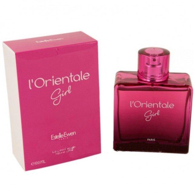 Geparlys L Oriental Girl