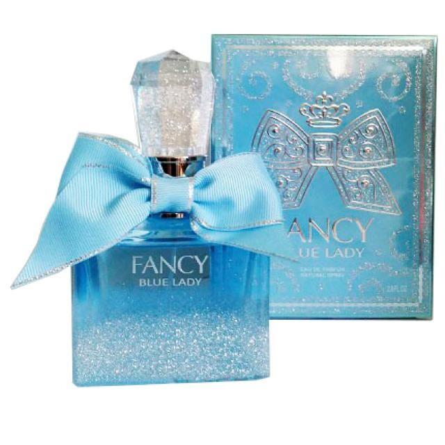Geparlys Fancy Blue Lady