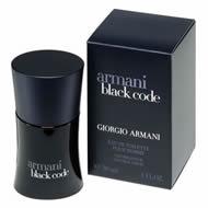Giorgio Armani Armani Black Code