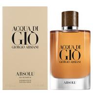 9b1ecd0e7669 Купить духи giorgio armani acqua di gio absolu - парфюм, туалетная ...