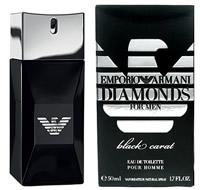 Giorgio Armani Emporio Armani Diamonds Black Carat Homme