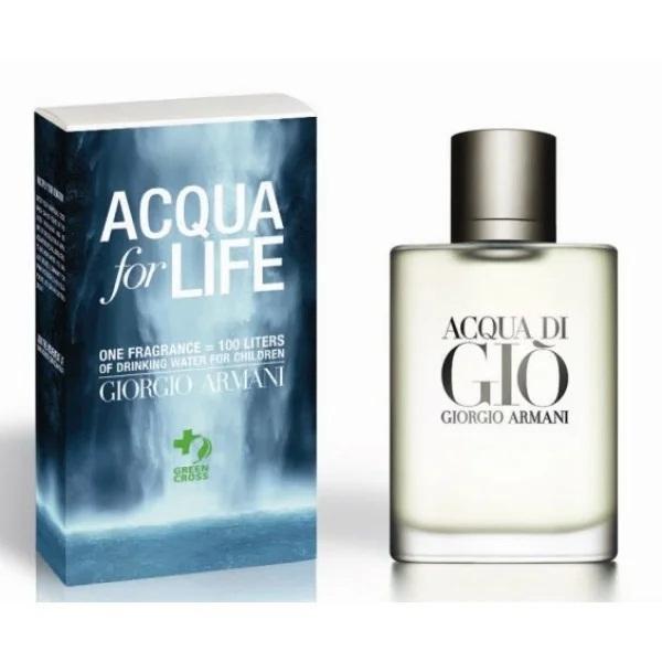 Giorgio Armani Aqua di Gio Aqua di Life Edition