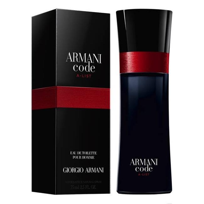 Giorgio Armani Armani Code A List